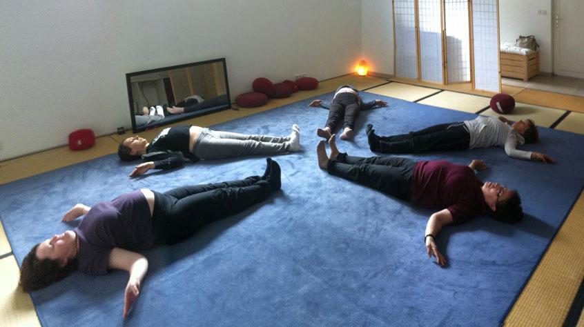 Atelier de Seitaï au Dojo de Romain Cazaumayou